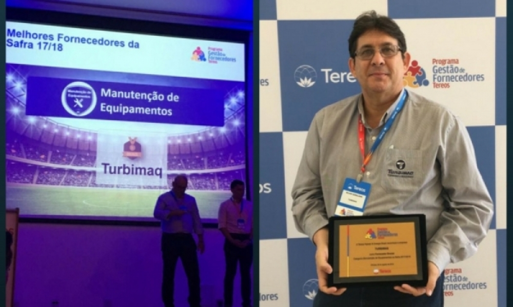 Best Suppliers Award of the Tereos Group - Harvest 2017/2018