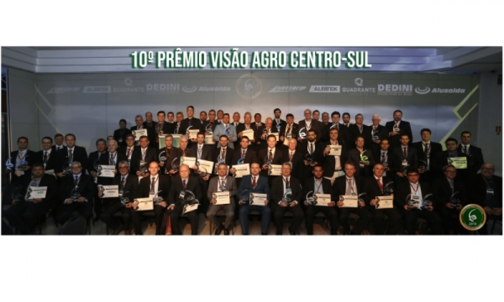 Visão Agro Award - South Center