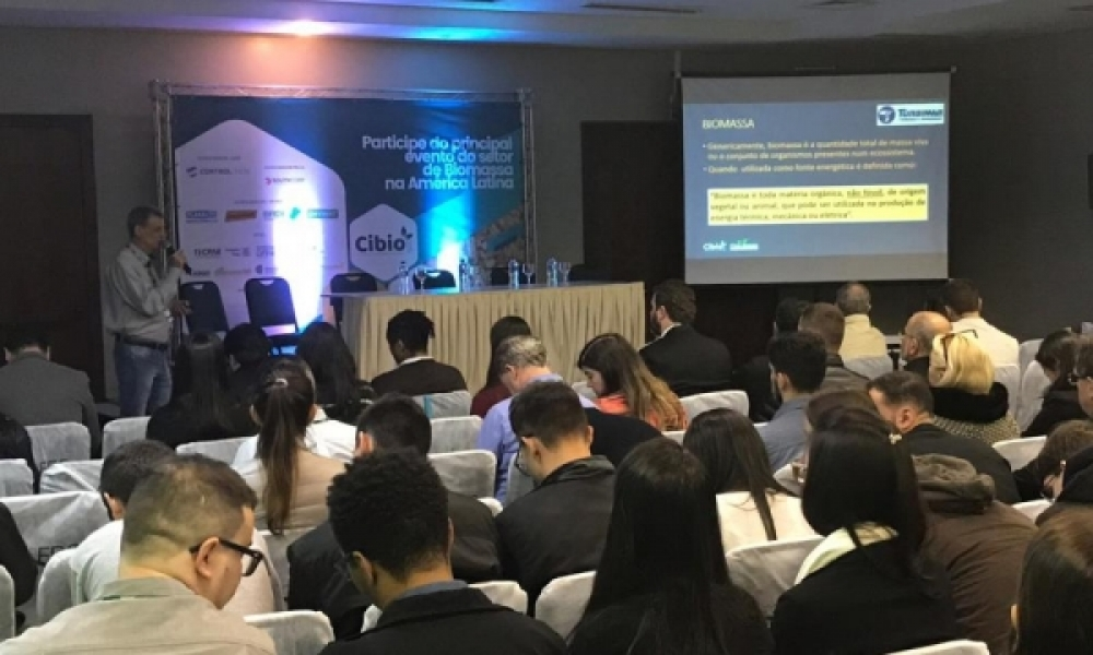 Turbimaq's Participation in CIBIO 2019